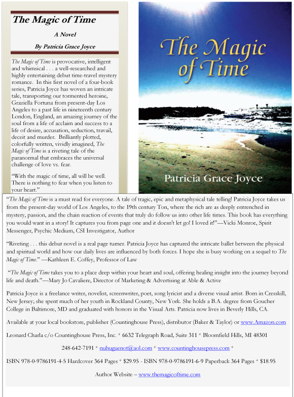 The Magic of Time by Patricia Grace Joyce