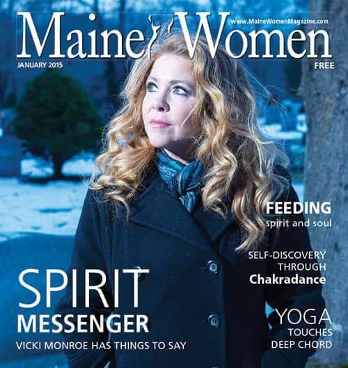 Maine Women Magazine - January 2015